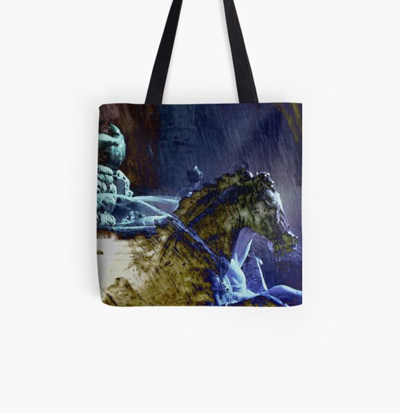 Firenze All Over Print Tote Bag