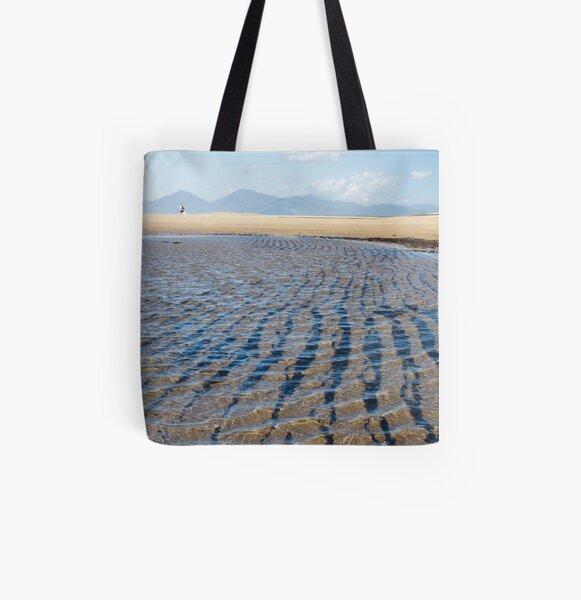 Tidal Pool - Yorkeys Knob All Over Print Tote Bag