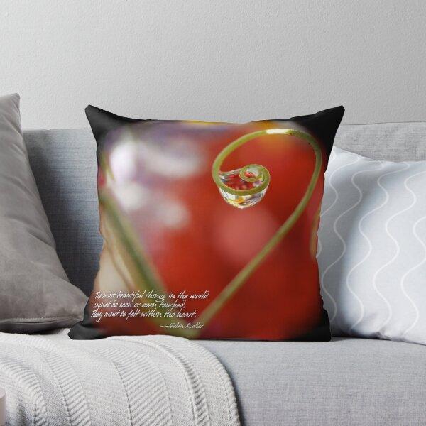 Helen's Insight Throw Pillow