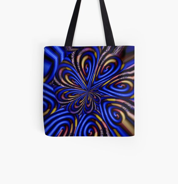 Transformations All Over Print Tote Bag