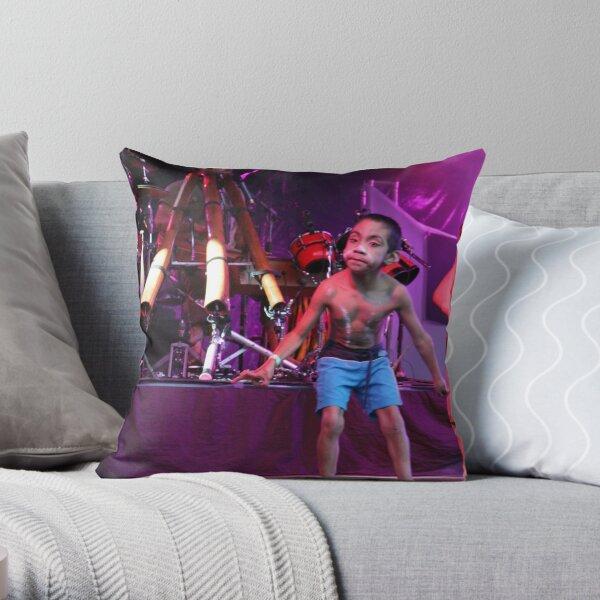 Xavier Rudd Throw Pillow