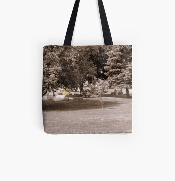 Remember Those... All Over Print Tote Bag