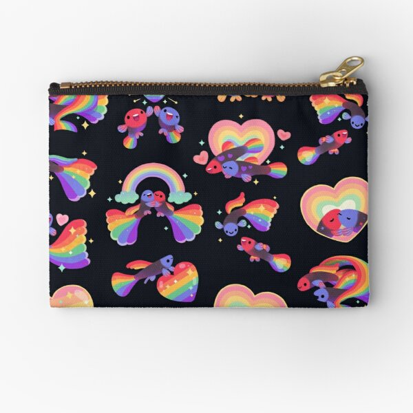 Rainbow guppy 4 Pochette