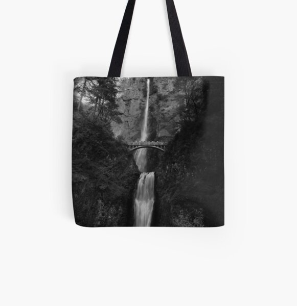 Falling for Portland All Over Print Tote Bag