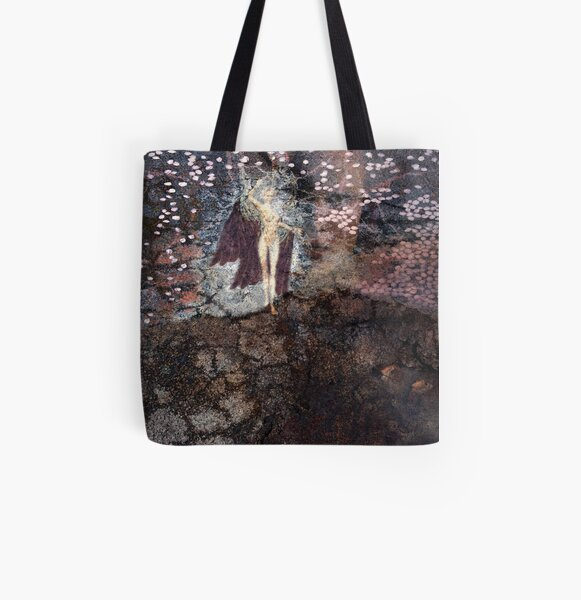 Dreamscape II All Over Print Tote Bag