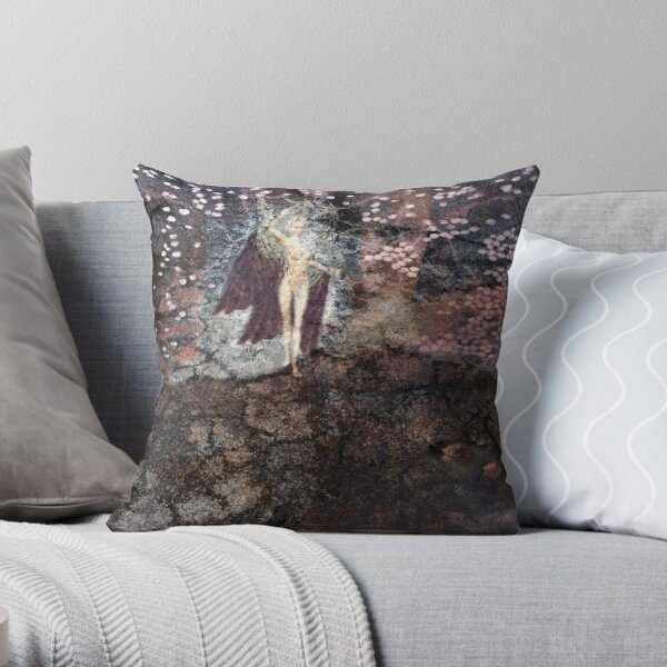 Dreamscape II Throw Pillow