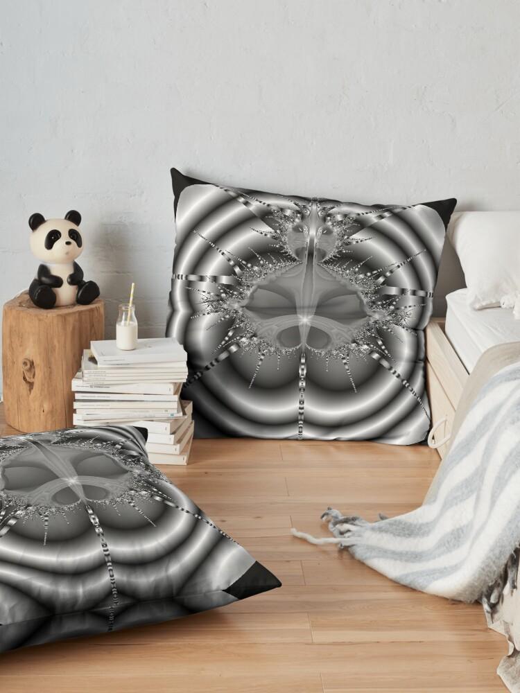 Alternate view of Bull Floor Pillow