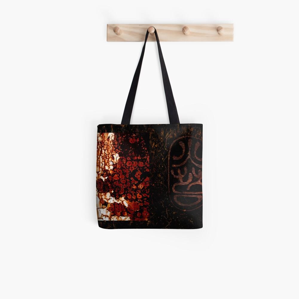 Night Rust Tote Bag