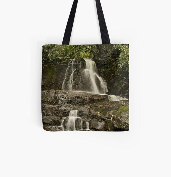 Laurel Falls  All Over Print Tote Bag