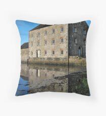 Carew Tidal Mill Throw Pillow