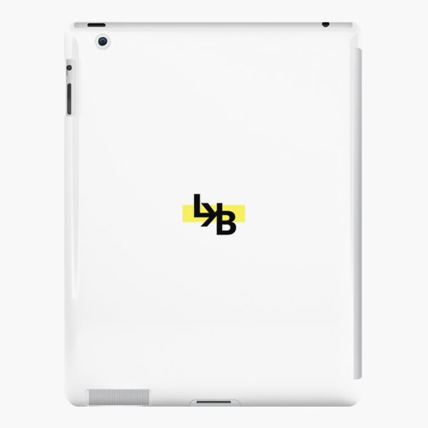 Lucy Kate Burton Logo Original Merch iPad Snap Case