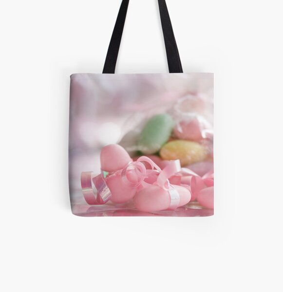 Once in a young lifetime one should be allowed to have as much sweetness as one can possibly want and hold All Over Print Tote Bag