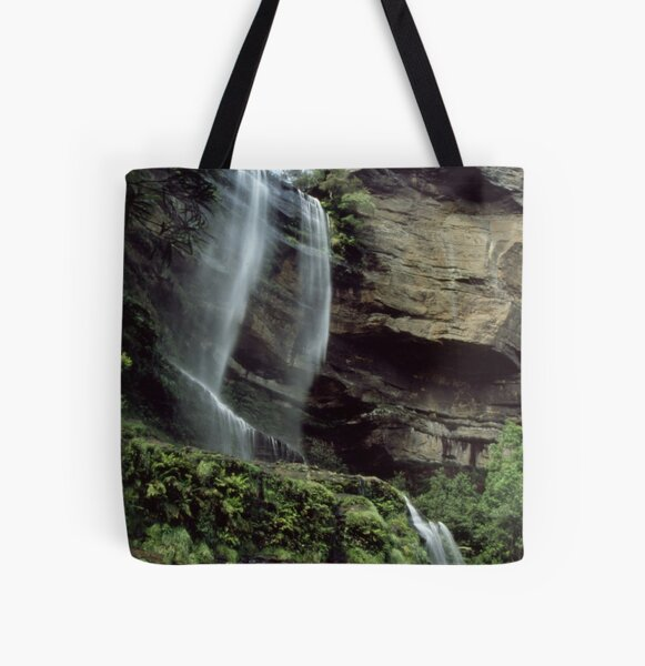 Katoomba Falls #2 All Over Print Tote Bag