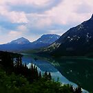 Glacier National Park West by MeBoRe