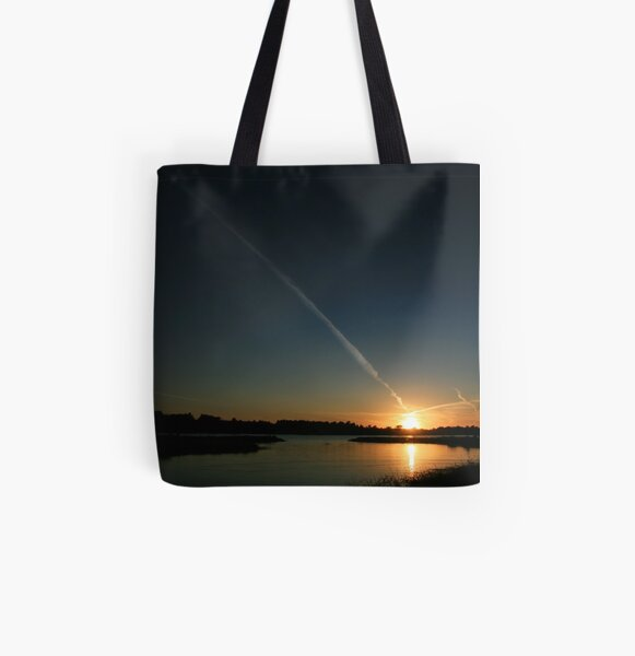 The Creation Of The World - Or The End Of History All Over Print Tote Bag