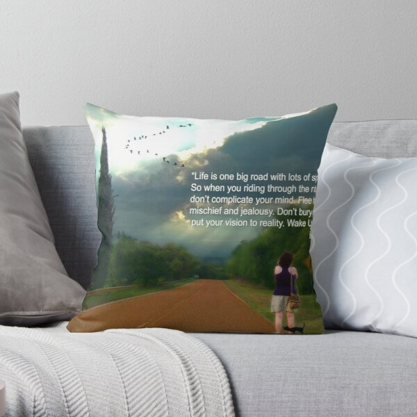 Which One? Throw Pillow