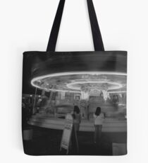 Round a bout Tote Bag
