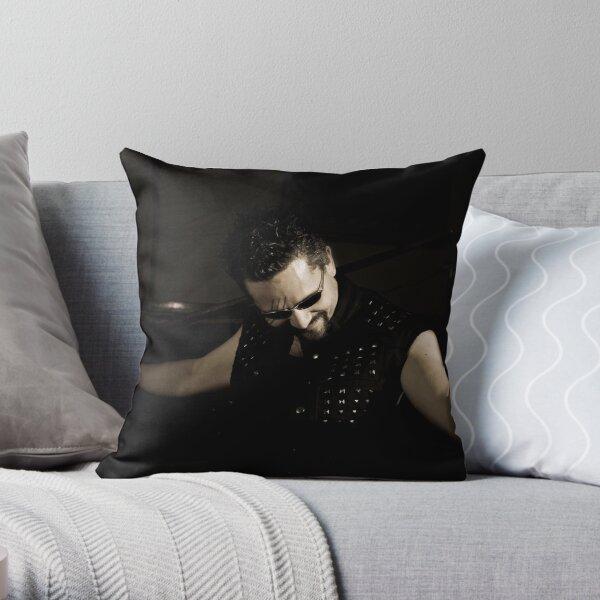 Infernal Angel Throw Pillow