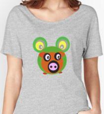 Friends..Froggy Bear Women's Relaxed Fit T-Shirt
