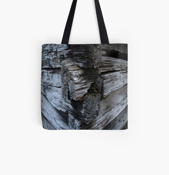 Corner of the century All Over Print Tote Bag