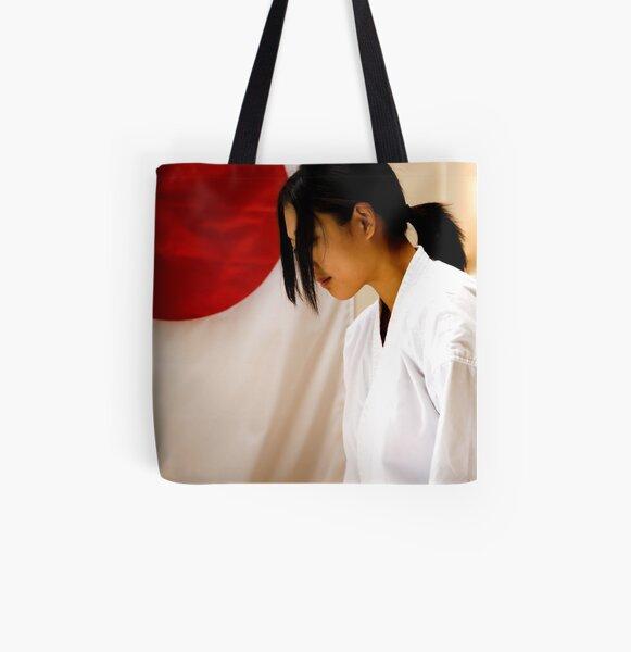 AniRei All Over Print Tote Bag