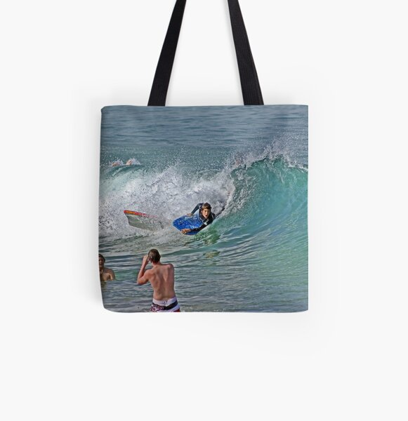 Say Cheese All Over Print Tote Bag