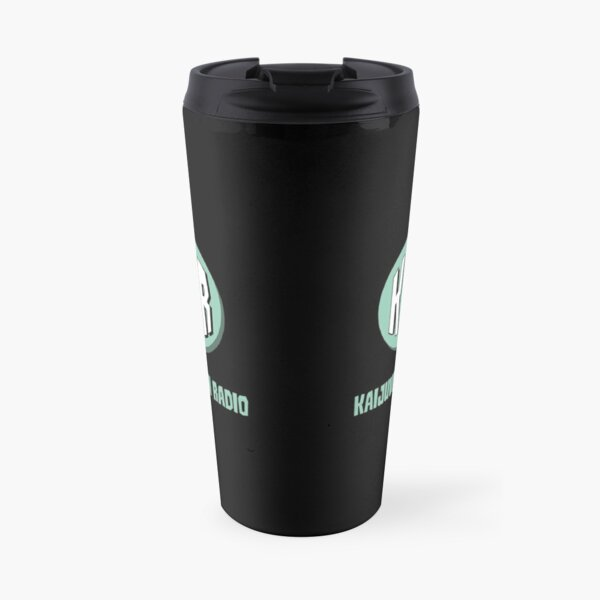 KVR Logo Travel Mug