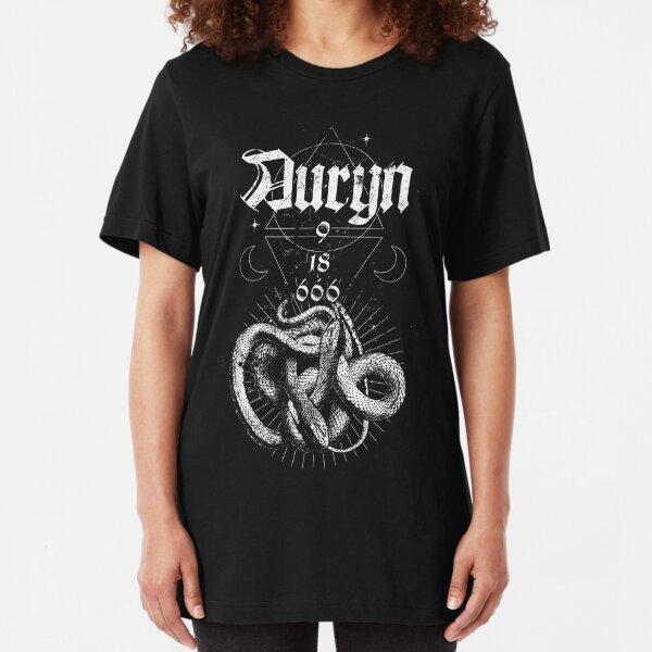 Auryn - Do what thou wilt - Eldritch Dreamer - Lovecraftian Cthulhu mythos wear Slim Fit T-Shirt