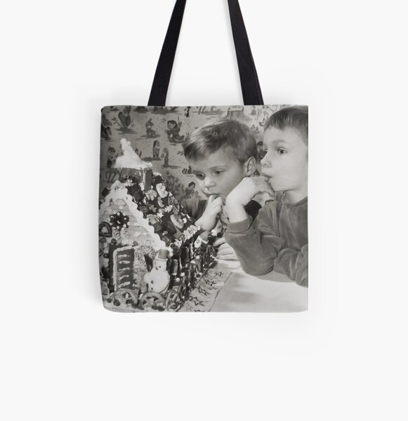 Memories of a special Christmas All Over Print Tote Bag