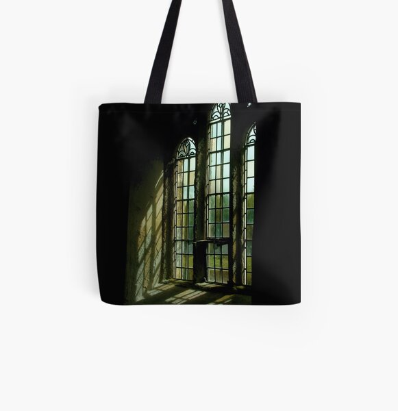 The Window All Over Print Tote Bag