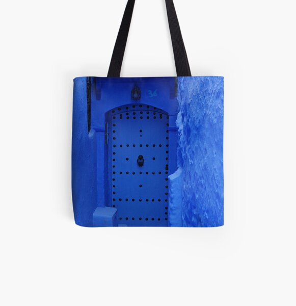 Number 34 All Over Print Tote Bag