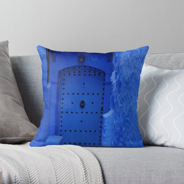 Number 34 Throw Pillow