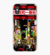 Kabukicho Shinjuku Tokyo iPhone Case