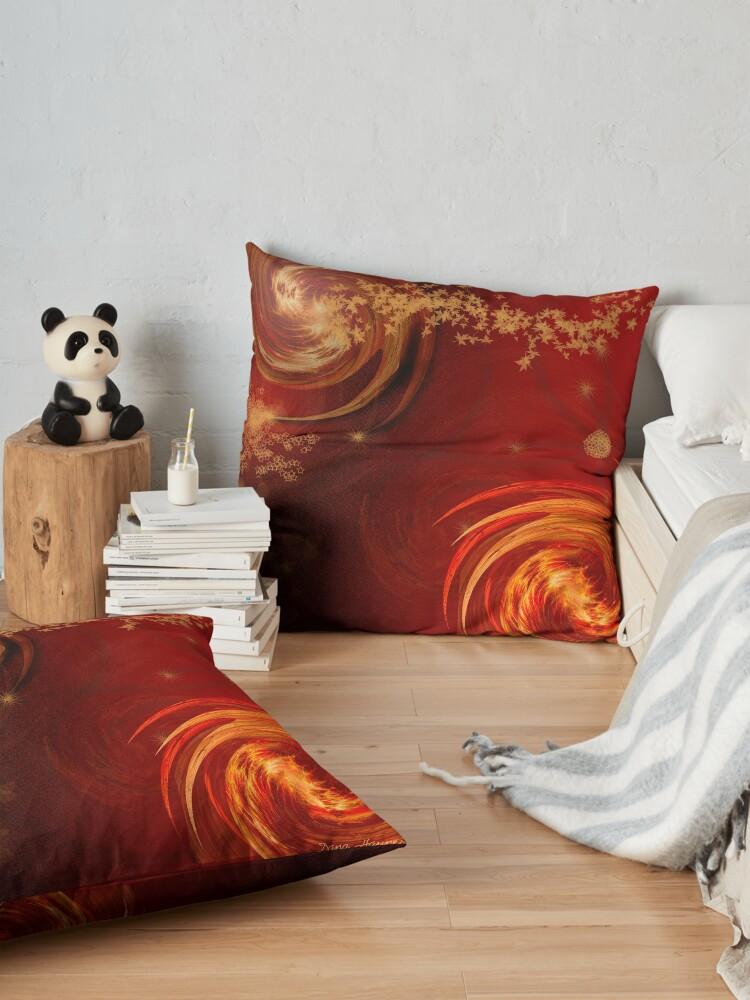 Alternate view of Assertive Originality Floor Pillow