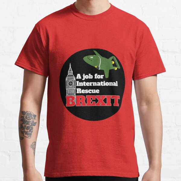 Save Brexit Shirt - Pro Brext tshirt - Anti Brexit tshirt - Uk Brexit Sticker - Brexit Mug - Funny Brexit Gift - Brexit England Classic T-Shirt