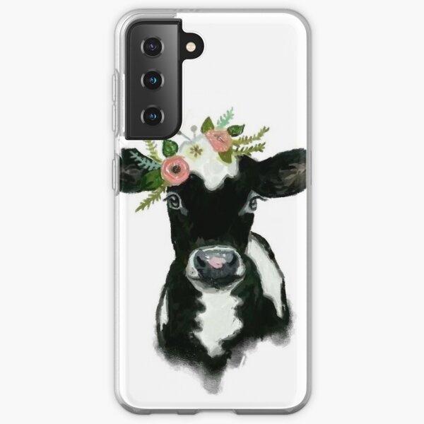 Cute Cow  Samsung Galaxy Soft Case