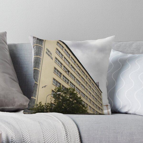 Dental Hospital, Sydney Throw Pillow