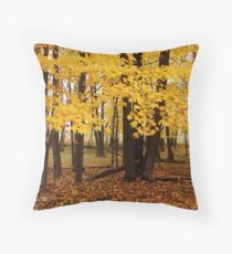 Second Spring Throw Pillow