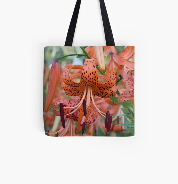 July All Over Print Tote Bag