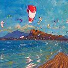 Wind Lovers by Cary McAulay