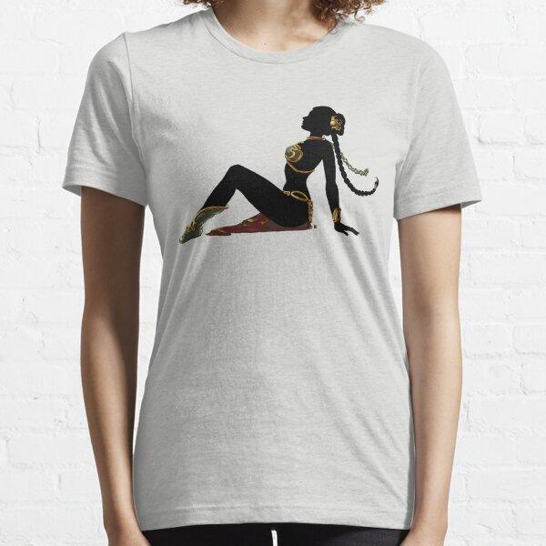 Slave Girl Mudflap (mirror) Essential T-Shirt