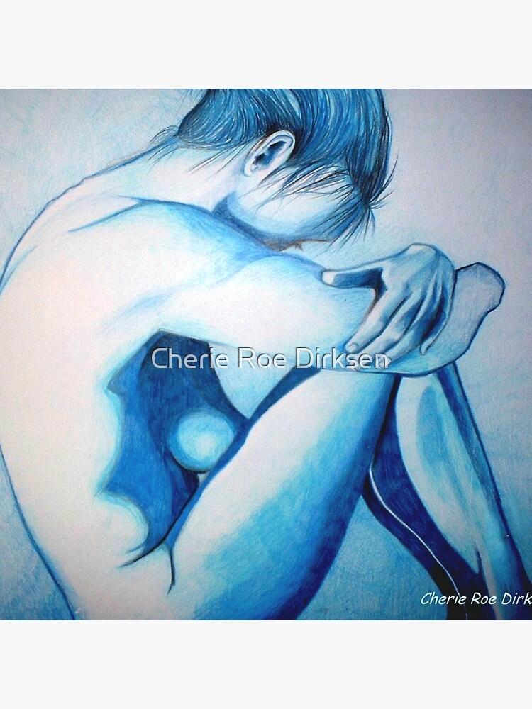 Caught up in Blue by cheriedirksen