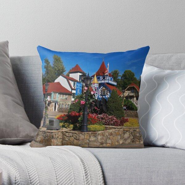Helen Georgia Throw Pillow