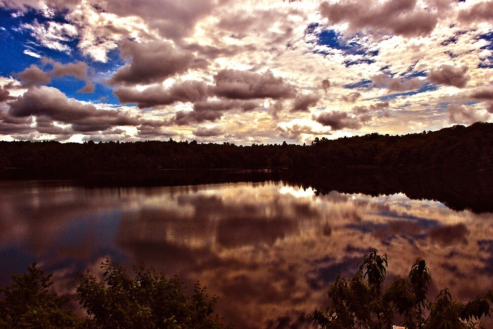 Parry Sound Sunset by lisabella