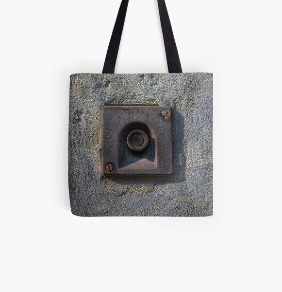 Forgotten Doorbell All Over Print Tote Bag
