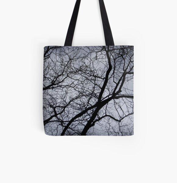 Dusk All Over Print Tote Bag