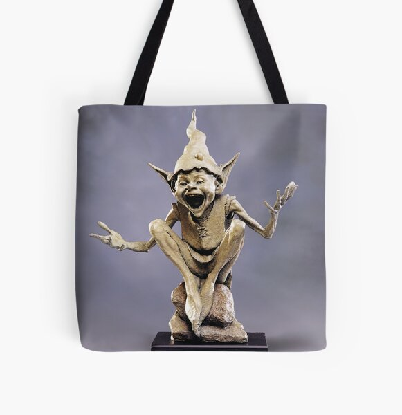 Isabel's goblin All Over Print Tote Bag