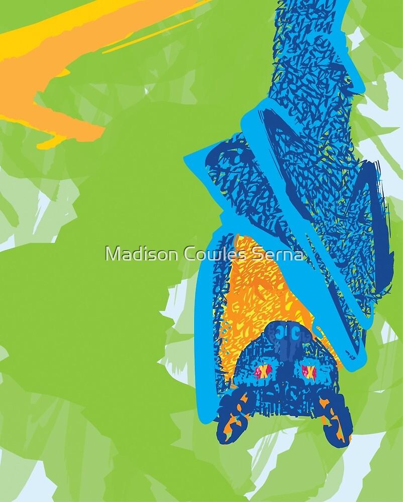 Fruit Bat by Madison Cowles Serna