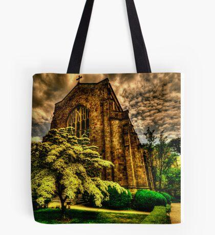 Angry Spring Tote Bag
