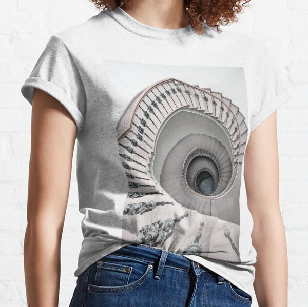Pretty spiral staircase Classic T-Shirt